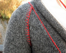 #throwbackthursday nr 3: tribalowy sen, czyli długi kardigan w stylu etno