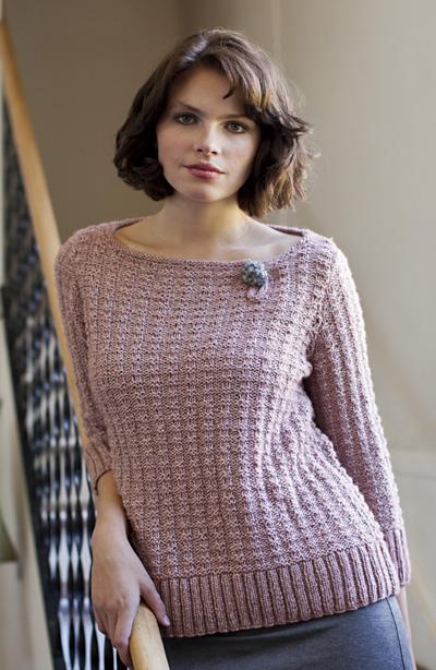 Vandalia sweter na drutach
