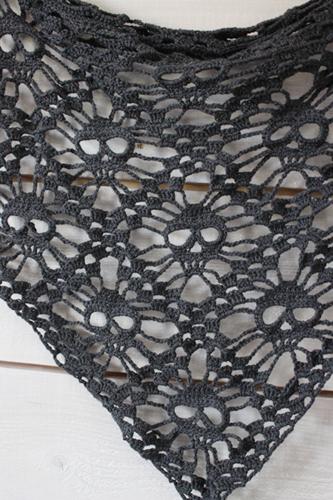 wzory do dziergania chusta chusta szydełkowa czaszki