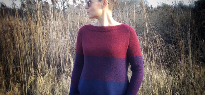 Christmas time, czyli bardzo wygodny, świąteczny sweter zwyklak