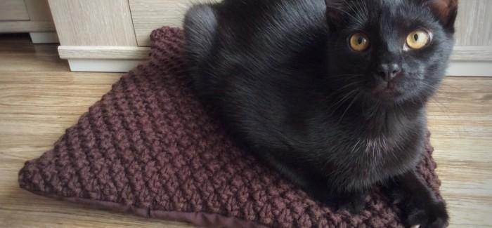 przebudzenie domowej bogini: minimalistyczna poduszka na drutach