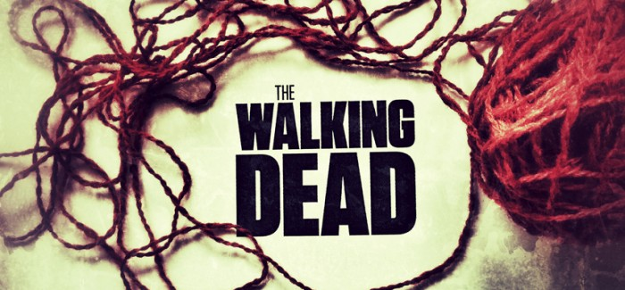 zombiakowe robótki na drutach i szydełku, czyli co robić oglądając Walking Dead