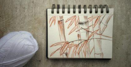 włóczka bambusowa włóczka z bambusa