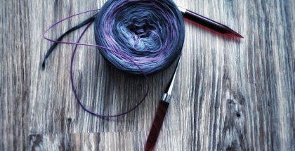 dlaczego dziergam na drutach