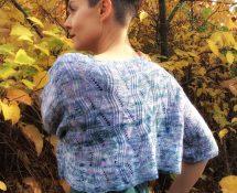 Letni sweterek, czyli spóźniłam się o jedną porę roku