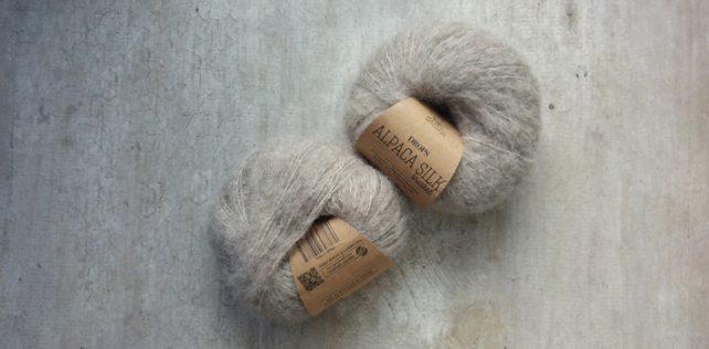 Recenzja włóczki DROPS Brushed Alpaca Silk