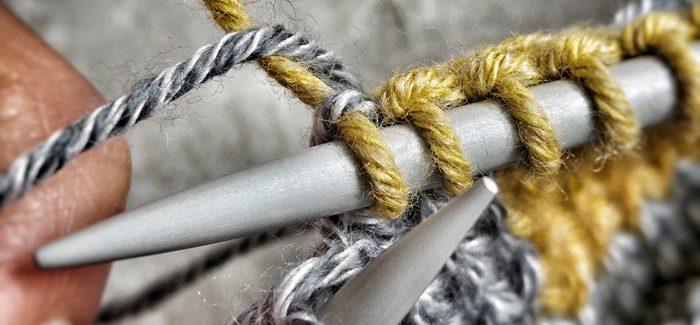 9 mitów na temat dziergania na drutach
