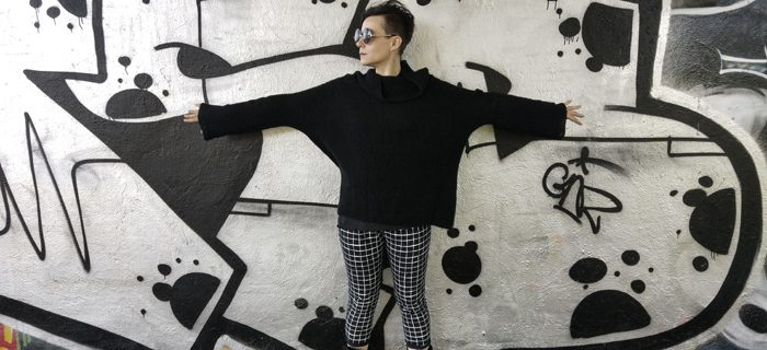 Nic specjalnego, czyli jak sweter z Drops Silk Alpaca pomógł mi przełamać blokadę twórczą